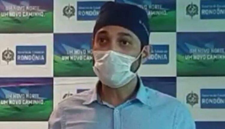 Secretário de Saúde grava vídeo dramático e revela que duas pessoas morreram de Covid-19 após irem a velório