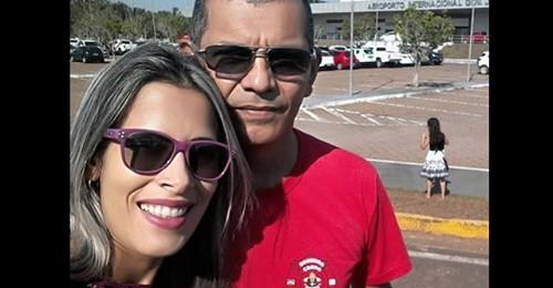 Morre aos 31 anos, professora Sandra Gonçalves, esposa do jornalista Jota Nogueira