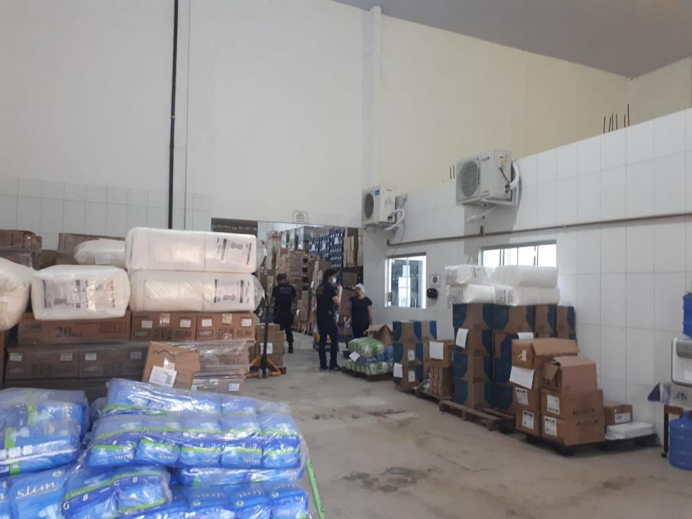 Processo de compra de 100 mil kits rápidos pelo Governo de RO é um dos alvos da PF