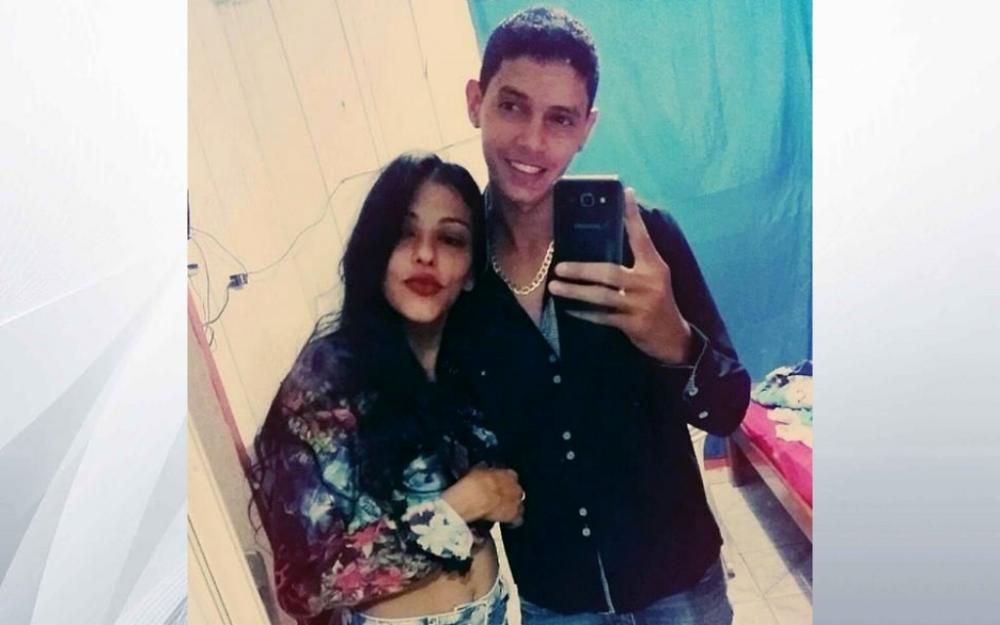 Rodrigo Diego Pagotto, de 23 anos e Dayana Priscila Ferreira Pimentel, de 26 anos