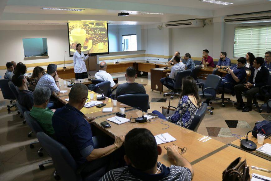 32 médicos participaram do curso de capacitação, ministrado por profissionais do Hospital Albert Einstein