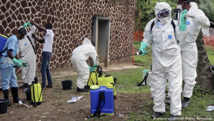 OMS convoca reunião de emergência sobre surto de ebola na África. Imagens: European Commission