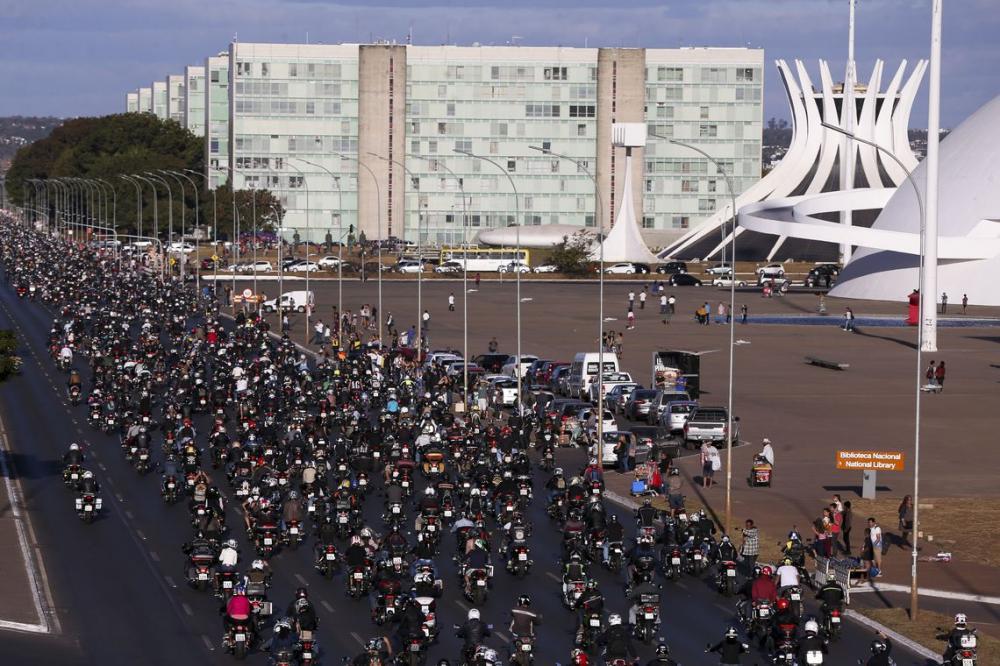 Espera receber durante os 10 dias do evento, amantes de motocicletas de todo o país e do exterior. Foto: