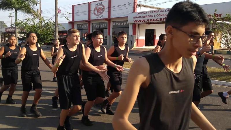 3° Encontro de Militares Mirins do estado de Rondônia