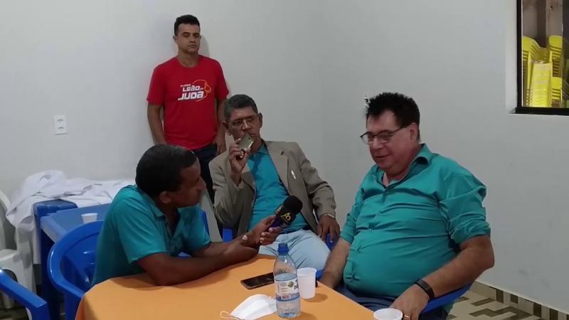 Parte III - Entrevista com o Pastor e Cantor Júnior (soldado ferido), cedida com exclusividade.