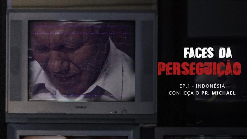 Faces da Perseguição   O nome sobre todo nome - Pastor atacado na Indonésia