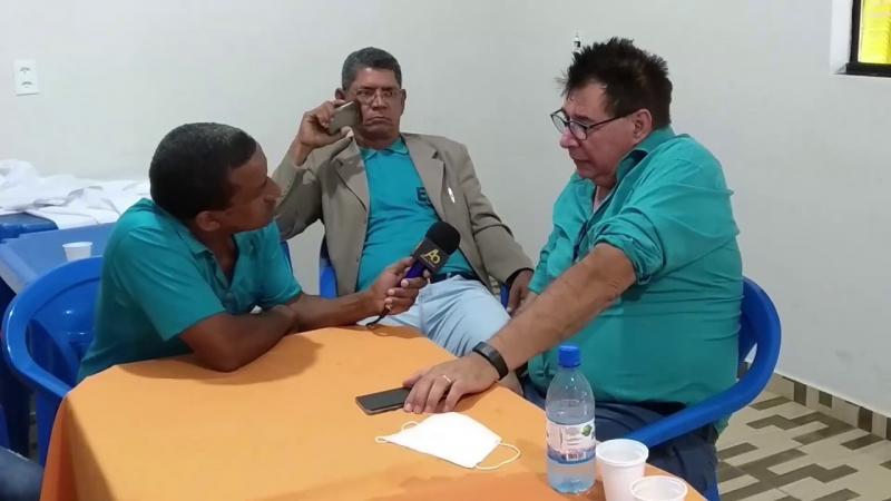 Parte II - Entrevista com o Pastor e Cantor Júnior (soldado ferido), cedida com exclusividade.