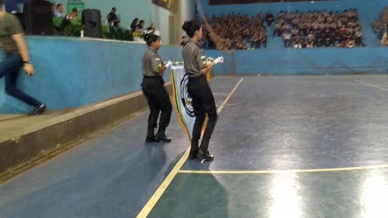 4° Encontro de Militares Mirins do estado de Rondônia